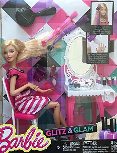 バービー バービー人形 日本未発売 プレイセット アクセサリ Barbie Glitz & Glam Doll Playsetバービー バービー人形 日本未発売 プレイセット アクセサリ