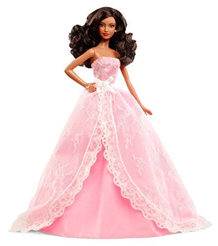 バービー バービー人形 日本未発売 バースデーバービー バースデーウィッシュ CHF93 【送料無料】Barbie 2015 Birthday Wishes Doll, Dark Hairバービー バービー人形 日本未発売 バースデーバービー バースデーウィッシュ CHF93