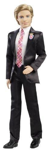 バービー バービー人形 V6828 【送料無料】Barbie Princess Charm School Prince Nicholas Dollバービー バービー人形 V6828