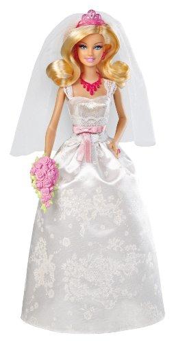 無料ラッピングでプレゼントや贈り物にも 逆輸入並行輸入送料込 バービー バービー人形 ウェディング ブライダル 結婚式 期間限定特別価格 Barbie Royal 訳あり Dollバービー 送料無料 Bride X9444