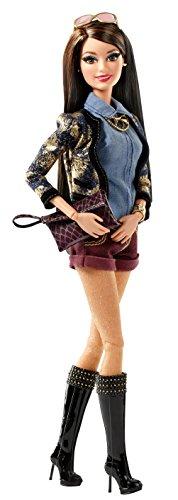 バービー バービー人形 バービースタイル CBD29 Barbie Style Raquelle Gold-Denim Jacket Dollバービー バービー人形 バービースタイル CBD29