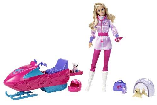 バービー バービー人形 バービーキャリア バービーアイキャンビー 職業 W3748 Barbie I Can Be Arctic Rescuer Playsetバービー バービー人形 バービーキャリア バービーアイキャンビー 職業 W3748