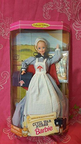 バービー バービー人形 日本未発売 14612 【送料無料】Barbie American Stories Collection, Civil War Nurseバービー バービー人形 日本未発売 14612
