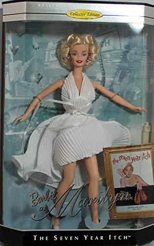 バービー バービー人形 バービーコレクター コレクタブルバービー プラチナレーベル 【送料無料】Barbie 1997 Collectibles as Marilyn - The Seven Year Itchバービー バービー人形 バービーコレクター コレクタブルバービー プラチナレーベル