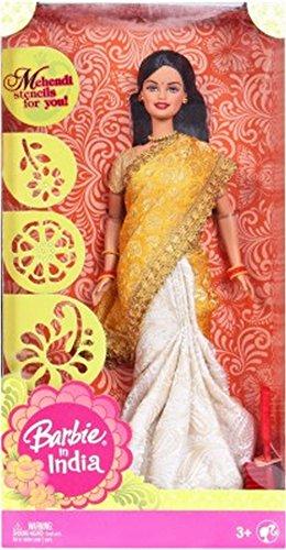 バービー バービー人形 日本未発売 P8228 Indian Barbie (Design and Color May Vary)バービー バービー人形 日本未発売 P8228