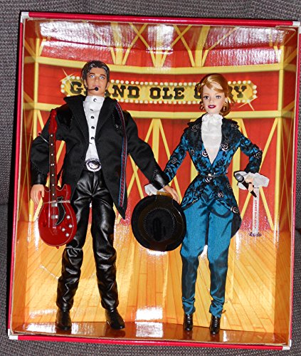 バービー バービー人形 ケン Ken 23498 Barbie? & KennyTM Country DuetTM Set Barbie ? and Kenny TM Dolls Grand Ole Opry? Mattelバービー バービー人形 ケン Ken 23498