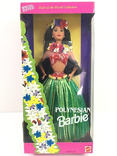 バービー バービー人形 ドールオブザワールド ドールズオブザワールド ワールドシリーズ 【送料無料】Special Edition Polynesian Barbie Dolls of the World Collectionバービー バービー人形 ドールオブザワールド ドールズオブザワールド ワールドシリーズ