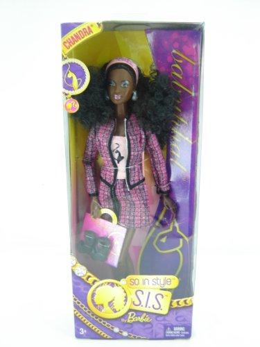バービー バービー人形 日本未発売 X7926 Barbie So in Style Baby Phat Chandra Dollバービー バービー人形 日本未発売 X7926