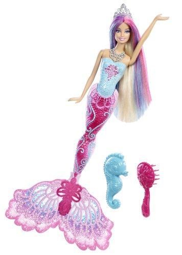 バービー バービー人形 ファンタジー 人魚 マーメイド X9178 Barbie Color Magic Mermaid Dollバービー バービー人形 ファンタジー 人魚 マーメイド X9178