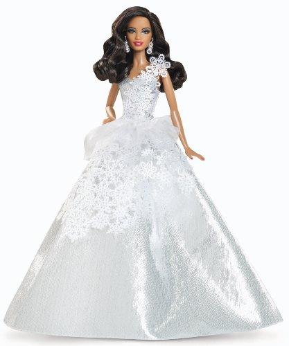バービー バービー人形 日本未発売 ホリデーバービー X8272 Barbie Collector 2013 Holiday African-American Dollバービー バービー人形 日本未発売 ホリデーバービー X8272
