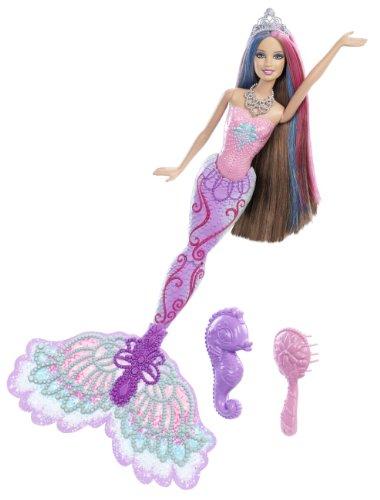 バービー バービー人形 ファンタジー 人魚 マーメイド X9179 Barbie Color Magic Mermaid Teresa Dollバービー バービー人形 ファンタジー 人魚 マーメイド X9179