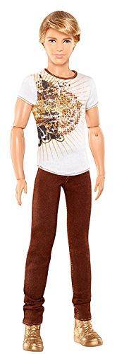 バービー バービー人形 ファッショニスタ 日本未発売 Y7493 Barbie Ken Fashionistas Doll with Brown Jeans and White Teeバービー バービー人形 ファッショニスタ 日本未発売 Y7493
