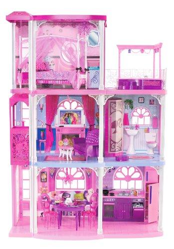 バービー バービー人形 日本未発売 プレイセット アクセサリ N7666 Barbie Pink 3-Story Dream Townhouseバービー バービー人形 日本未発売 プレイセット アクセサリ N7666