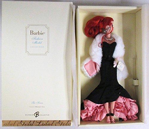 バービー バービー人形 コレクション ファッションモデル ハリウッドムービースター K7933 Silkstone The Siren BARBIE Doll Gold Label Fashion Model Collection (2007)バービー バービー人形 コレクション ファッションモデル ハリウッドムービースター K7933