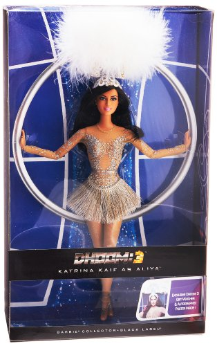 バービー バービー人形 日本未発売 X8267 【送料無料】Barbie Doll - Dhoom:3 Katrina Kaif as Aliya - India Exclusiveバービー バービー人形 日本未発売 X8267
