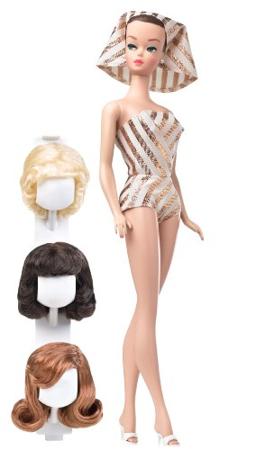 バービー バービー人形 バービーコレクター コレクタブルバービー プラチナレーベル R9524 Barbie Collector My Favorite Barbie - Barbie and Her Wig Wardrobeバービー バービー人形 バービーコレクター コレクタブルバービー プラチナレーベル R9524
