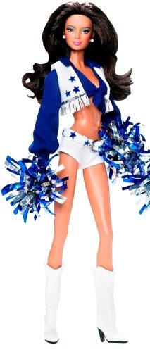 バービー バービー人形 バービーコレクター コレクタブルバービー プラチナレーベル M2318 Barbie Collector 2008 Pink Label - Pop Culture Dolls Collection - Dallas Cowboysバービー バービー人形 バービーコレクター コレクタブルバービー プラチナレーベル M2318