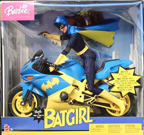 バービー バービー人形 日本未発売 プレイセット アクセサリ Barbie Year 2003 Super Hero 12 Inch Doll Set - Barbie as Batgirl with Batgirl's Motorcycle and Batarangバービー バービー人形 日本未発売 プレイセット アクセサリ