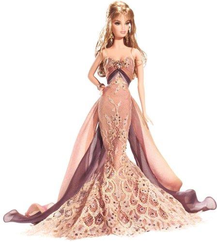 バービー バービー人形 バービーコレクター コレクタブルバービー プラチナレーベル K7969 Barbie Collector 2007 GOLD Label - CHRISTABELLE Dollバービー バービー人形 バービーコレクター コレクタブルバービー プラチナレーベル K7969