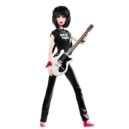バービー バービー人形 バービーコレクター コレクタブルバービー プラチナレーベル R4461 Barbie Collector Joan Jett Ladies of the 80s Dollバービー バービー人形 バービーコレクター コレクタブルバービー プラチナレーベル R4461
