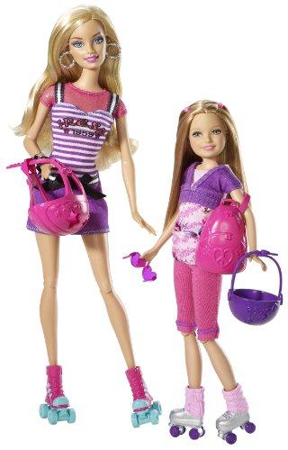 バービー バービー人形 チェルシー スキッパー ステイシー T7428 Barbie Sisters Barbie and Stacie Dolls 2-Packバービー バービー人形 チェルシー スキッパー ステイシー T7428