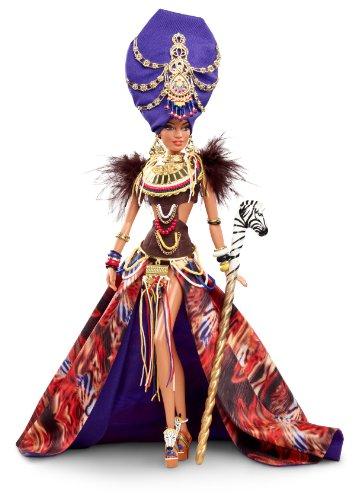 バービー バービー人形 バービーコレクター コレクタブルバービー プラチナレーベル X8262 Tribal Beauty Barbie Doll Direct Exclusive Gold Label Global Glamour Collectionバービー バービー人形 バービーコレクター コレクタブルバービー プラチナレーベル X8262