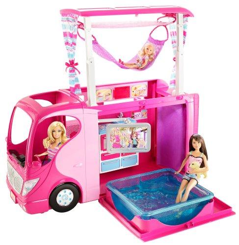 バービー バービー人形 日本未発売 プレイセット アクセサリ V6981 【送料無料】Barbie Sisters Family Camperバービー バービー人形 日本未発売 プレイセット アクセサリ V6981