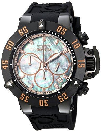 インヴィクタ インビクタ サブアクア 腕時計 メンズ 22921 Invicta Men's Subaqua Quartz Watch with Silicone Strap, Black, 28 (Model: 22921)インヴィクタ インビクタ サブアクア 腕時計 メンズ 22921