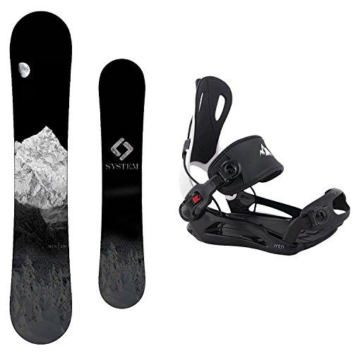 スノーボード ウィンタースポーツ システム 2017年モデル2018年モデル多数 Camp Seven Package-System MTN CRCX 2018 Snowboard-158 cm Wide-System MTN Binding XLスノーボード ウィンタースポーツ システム 2017年モデル2018年モデル多数