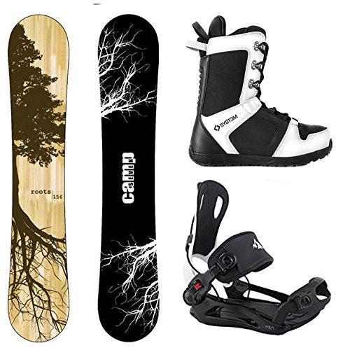 スノーボード ウィンタースポーツ キャンプセブン 2017年モデル2018年モデル多数 Camp Seven Package Roots CRC Snowboard-153 cm-System MTN Binding XL-System APX Snowboard Boots 12スノーボード ウィンタースポーツ キャンプセブン 2017年モデル2018年モデル多数