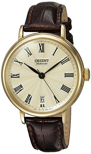 オリエント 腕時計 メンズ FER2K003C0 Orient Unisex FER2K003C0 SoMa Analog Display Japanese Automatic Brown Watchオリエント 腕時計 メンズ FER2K003C0