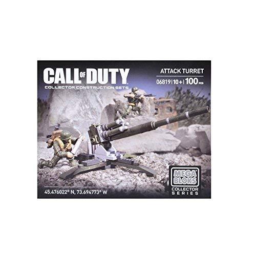 メガブロック コールオブデューティ メガコンストラックス 組み立て 知育玩具 CXK81 Mega Bloks Call of Duty Attack Turret Building Setメガブロック コールオブデューティ メガコンストラックス 組み立て 知育玩具 CXK81