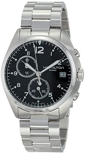 ハミルトン 腕時計 メンズ H76512133 【送料無料】Hamilton Men's H76512133 Aviation Stainless Steel Watchハミルトン 腕時計 メンズ H76512133