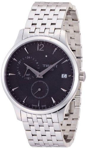 ティソ 腕時計 メンズ T0636391106700 【送料無料】Tissot Men's Tradition Silver/Anthracite Stainless Steel Watchティソ 腕時計 メンズ T0636391106700