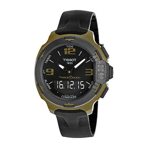 ティソ 腕時計 メンズ T081.420.97.057.06 TISSOT watch T-Race TOUCH Aluminium (tea race touch aluminum) T0814209705706 Menティソ 腕時計 メンズ T081.420.97.057.06