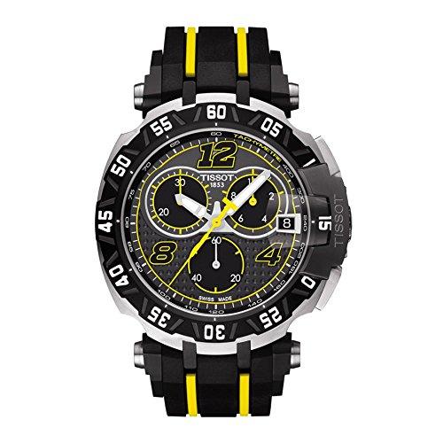 腕時計 ティソ メンズ T092.417.27.067.00 【送料無料】Tissot T-RACE THOMAS L?THI 2015 LTD. T092.417.27.067.00腕時計 ティソ メンズ T092.417.27.067.00