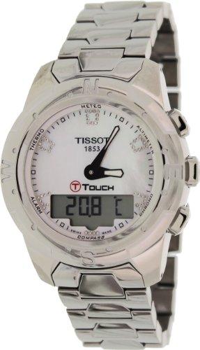 ティソ 腕時計 メンズ T047.220.44.116.00 【送料無料】Tissot T-Touch II Analog Digital Mens Watch T0472204411600ティソ 腕時計 メンズ T047.220.44.116.00
