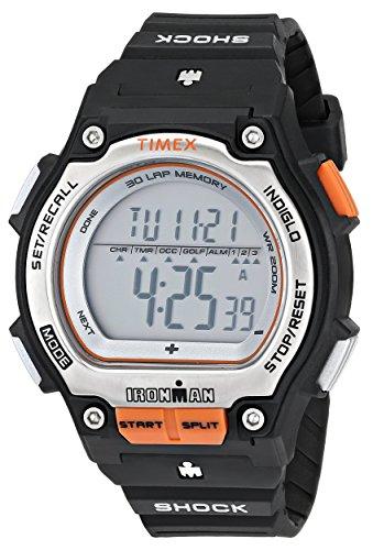 タイメックス 腕時計 メンズ T5K5829J Timex Men's T5K5829J Ironman Shock 30 Lap Watchタイメックス 腕時計 メンズ T5K5829J