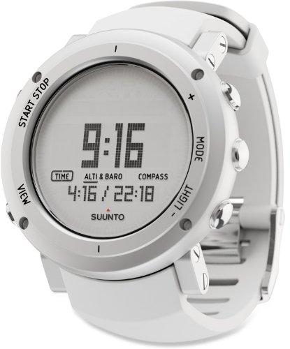 スント 腕時計 アウトドア レディース Suunto SUUNTO Core Alu Outdoor Watch - AW16 - One - Whiteスント 腕時計 アウトドア レディース Suunto