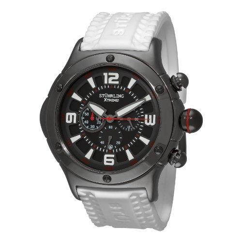 腕時計 ストゥーリングオリジナル メンズ 3CR.3356P20 【送料無料】Stuhrling Original Men's 3CR.3356P20 Champion Alpine Sport腕時計 ストゥーリングオリジナル メンズ 3CR.3356P20