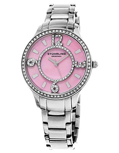 ストゥーリングオリジナル 腕時計 レディース 559.03 【送料無料】Stuhrling Original Women's 559.03 Symphony Quartz Stainless Steel Watchストゥーリングオリジナル 腕時計 レディース 559.03