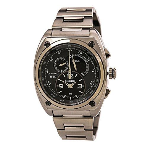 セイコー 腕時計 メンズ SNL073 【送料無料】Seiko Kinetic Men's Kinetic Watch SNL073セイコー 腕時計 メンズ SNL073