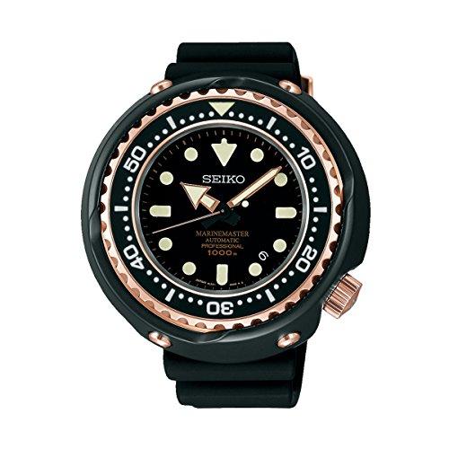 セイコー 腕時計 メンズ 【送料無料】Seiko Mens PROSPEX Marinemaster Automatic Professional Dive Watch, SBDX014セイコー 腕時計 メンズ