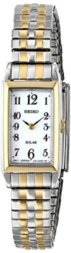 セイコー 腕時計 レディース SUP228 Seiko Women's SUP228 Analog Display Japanese Quartz Two Tone Watchセイコー 腕時計 レディース SUP228