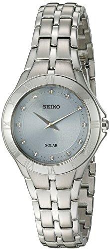 セイコー 腕時計 レディース SUP307 Seiko Women's 'Recraft Series' Quartz Stainless Steel Dress Watch (Model: SUP307)セイコー 腕時計 レディース SUP307