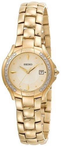 """セイコー 腕時計 レディース SXDB10 【送料無料】Seiko Women""""s SXDB10 Reflections Diamond Watchセイコー 腕時計 レディース SXDB10"""