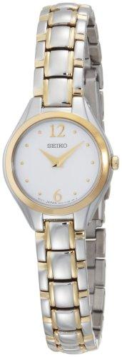 セイコー 腕時計 レディース SUJG06 Seiko Women's SUJG06 Two-Tone White Dial Dress Watchセイコー 腕時計 レディース SUJG06