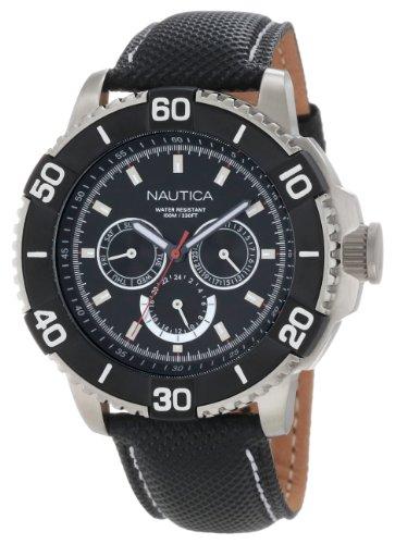 ノーティカ 腕時計 メンズ N17602G 【送料無料】Nautica Men's N17602G NST 501 Classic Stainless Steel Watchノーティカ 腕時計 メンズ N17602G