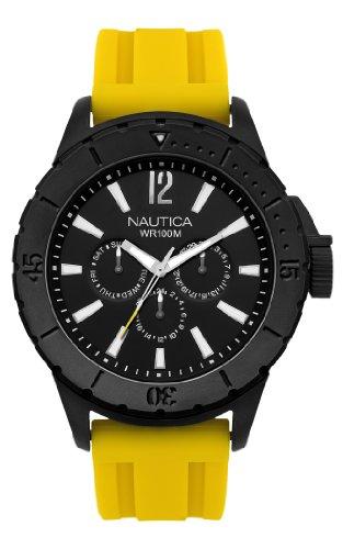 ノーティカ 腕時計 メンズ N17596G Nautica Men's N17596G NSR 05 Sporty Resin Watchノーティカ 腕時計 メンズ N17596G