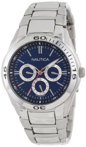 ノーティカ 腕時計 メンズ N13620G Nautica Men's N13620G NAC 100 Classic Analog Watchノーティカ 腕時計 メンズ N13620G